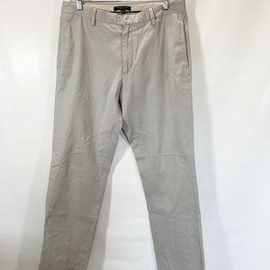 Banana Republic 32 X 34 Pants Gavin Chino Cotton